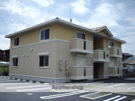 埼玉県さいたま市北区、宮原駅徒歩20分の築8年 2階建の賃貸アパート