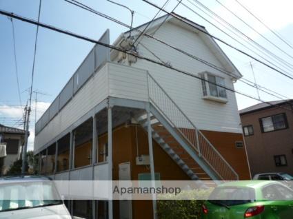 埼玉県さいたま市見沼区、東大宮駅徒歩17分の築26年 2階建の賃貸アパート