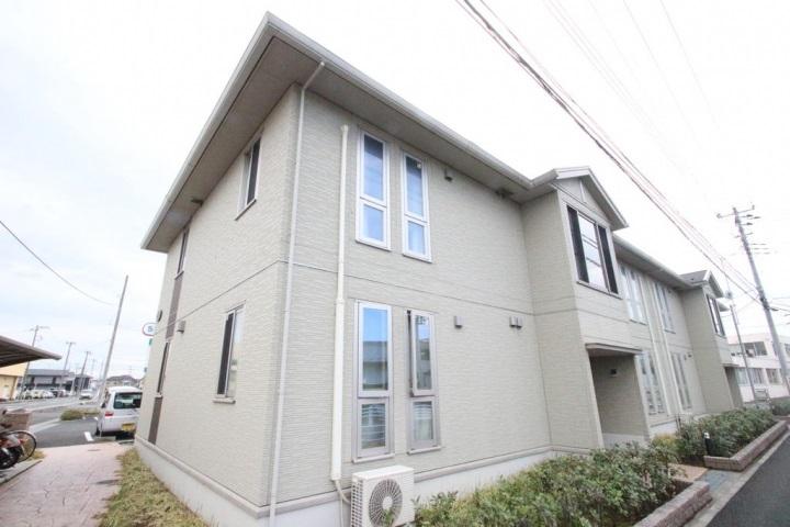 埼玉県北足立郡伊奈町、白岡駅徒歩6分の築6年 2階建の賃貸アパート