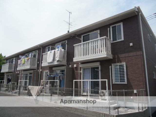 埼玉県上尾市、東大宮駅徒歩15分の築9年 2階建の賃貸アパート