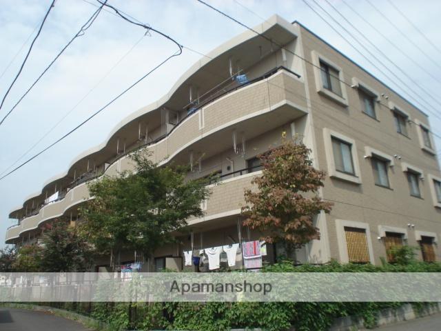 埼玉県さいたま市見沼区、東大宮駅徒歩26分の築17年 3階建の賃貸マンション