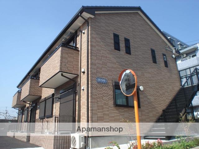 埼玉県さいたま市北区、土呂駅徒歩12分の築8年 2階建の賃貸アパート
