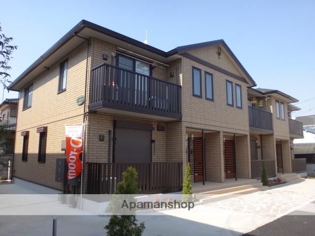 埼玉県さいたま市北区、土呂駅徒歩18分の築1年 2階建の賃貸アパート