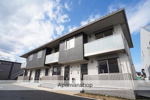埼玉県上尾市、吉野原駅徒歩18分の築2年 2階建の賃貸アパート