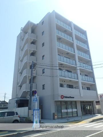 埼玉県さいたま市北区、土呂駅徒歩1分の新築 7階建の賃貸マンション