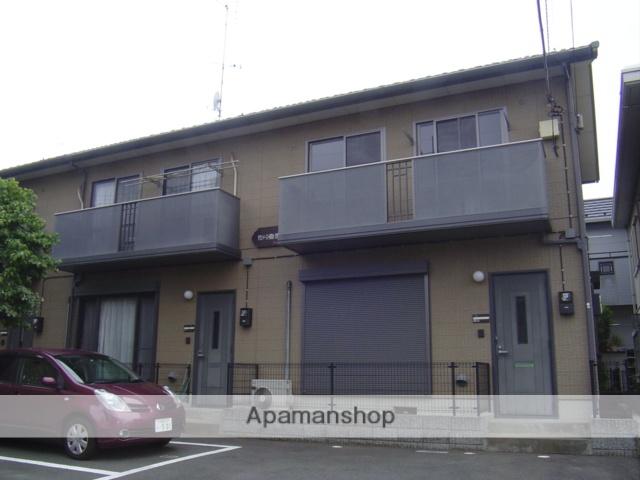 埼玉県さいたま市見沼区、七里駅徒歩22分の築18年 2階建の賃貸アパート