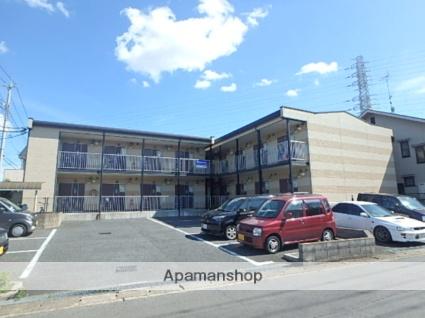 埼玉県北足立郡伊奈町、北上尾駅徒歩44分の築11年 2階建の賃貸アパート