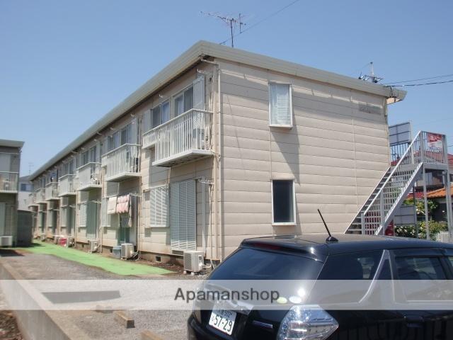 埼玉県さいたま市見沼区、東大宮駅徒歩13分の築25年 2階建の賃貸アパート