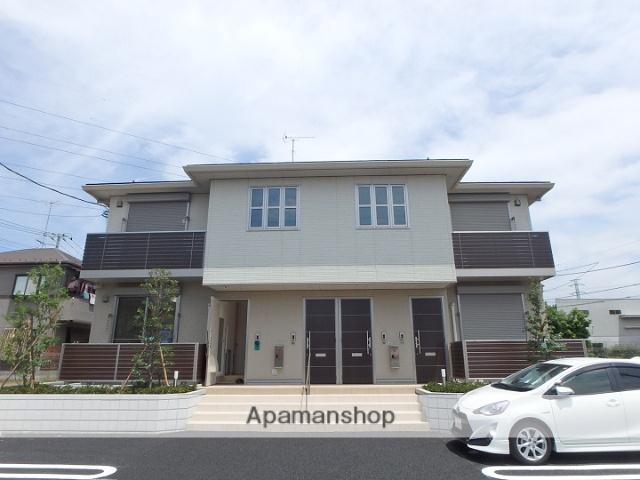 埼玉県さいたま市見沼区、七里駅徒歩20分の新築 2階建の賃貸アパート