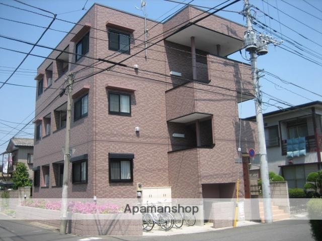 埼玉県さいたま市見沼区、土呂駅徒歩24分の築10年 3階建の賃貸マンション
