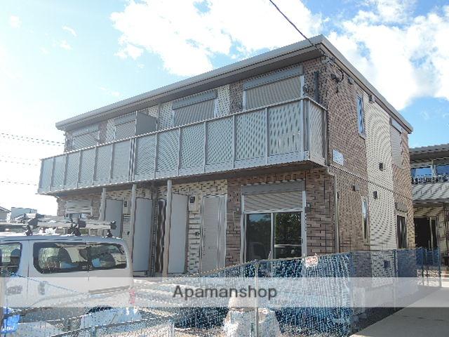 埼玉県北足立郡伊奈町、伊奈中央駅徒歩27分の新築 2階建の賃貸アパート