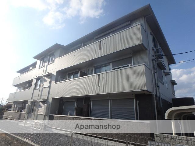 埼玉県さいたま市見沼区、七里駅徒歩14分の新築 3階建の賃貸アパート