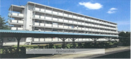 埼玉県さいたま市見沼区、七里駅徒歩16分の築50年 5階建の賃貸マンション