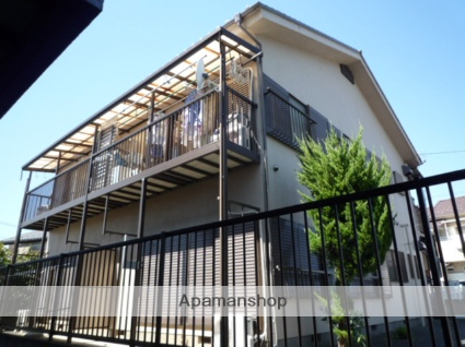 埼玉県上尾市、東大宮駅徒歩7分の築29年 2階建の賃貸アパート