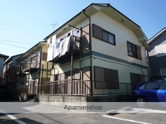埼玉県さいたま市見沼区、東大宮駅徒歩17分の築31年 2階建の賃貸アパート