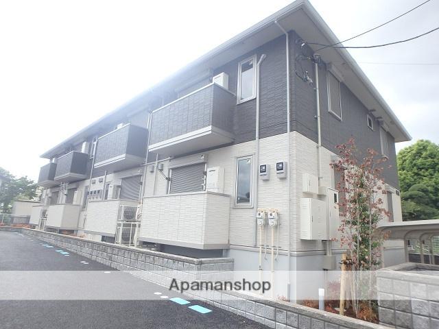 埼玉県さいたま市見沼区、東大宮駅徒歩25分の新築 2階建の賃貸アパート
