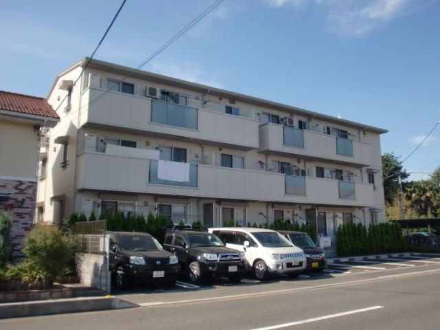 埼玉県さいたま市見沼区、七里駅徒歩25分の築7年 3階建の賃貸アパート