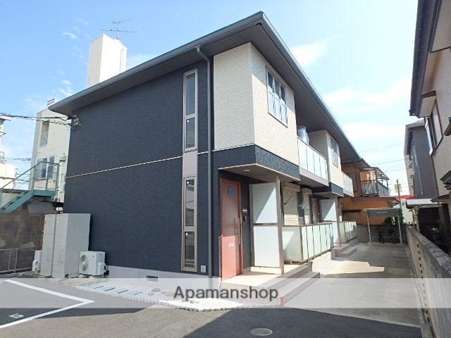 埼玉県さいたま市見沼区、東大宮駅徒歩10分の築8年 2階建の賃貸アパート
