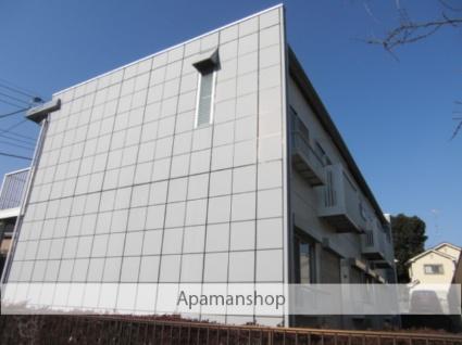 埼玉県北足立郡伊奈町、志久駅徒歩13分の築26年 2階建の賃貸アパート