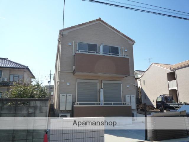 埼玉県さいたま市見沼区、土呂駅徒歩27分の築6年 2階建の賃貸アパート