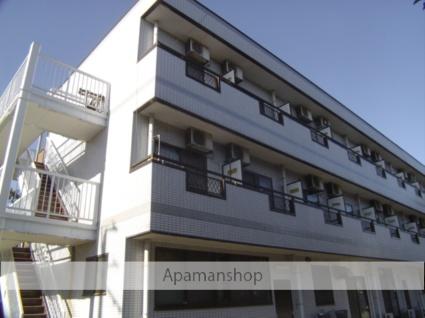 埼玉県さいたま市北区、土呂駅徒歩11分の築25年 3階建の賃貸マンション