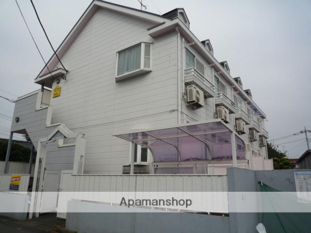 埼玉県さいたま市見沼区、東大宮駅徒歩16分の築24年 2階建の賃貸アパート
