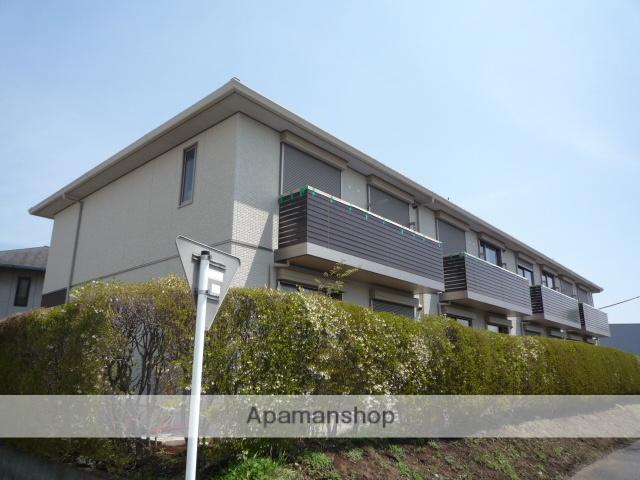 埼玉県さいたま市見沼区、東大宮駅バス15分深作中下車後徒歩4分の築6年 2階建の賃貸アパート