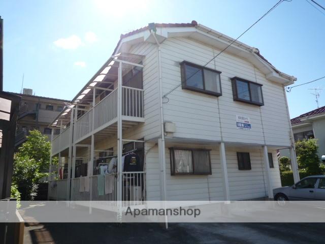 埼玉県蓮田市、蓮田駅徒歩8分の築25年 2階建の賃貸アパート