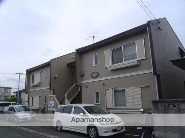 埼玉県さいたま市見沼区、東大宮駅徒歩8分の築30年 2階建の賃貸アパート