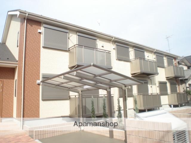 埼玉県さいたま市北区、宮原駅徒歩17分の築6年 2階建の賃貸アパート