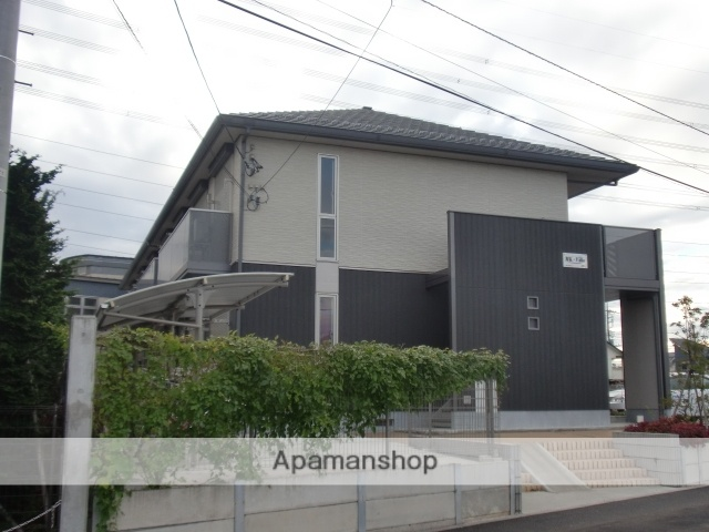 埼玉県上尾市、沼南駅徒歩13分の築9年 2階建の賃貸アパート