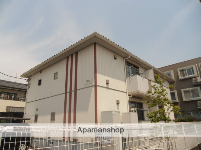 埼玉県さいたま市見沼区、七里駅徒歩14分の築6年 2階建の賃貸アパート