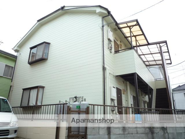 埼玉県さいたま市見沼区、七里駅徒歩10分の築27年 2階建の賃貸アパート