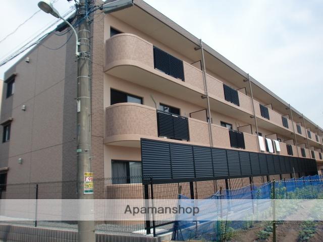 埼玉県蓮田市、蓮田駅徒歩17分の築5年 3階建の賃貸マンション