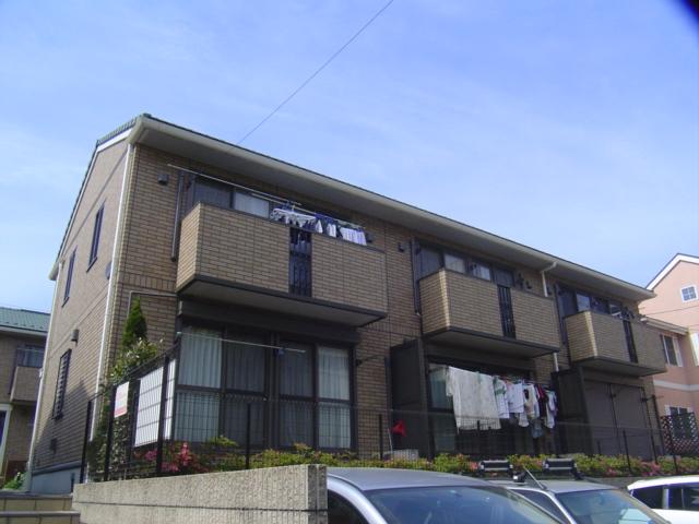 埼玉県さいたま市見沼区、東大宮駅徒歩18分の築12年 2階建の賃貸テラスハウス