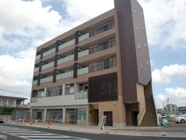 埼玉県蓮田市、蓮田駅徒歩1分の築4年 5階建の賃貸マンション
