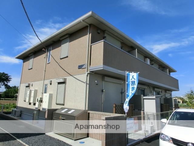 埼玉県さいたま市見沼区、土呂駅徒歩40分の築3年 2階建の賃貸アパート