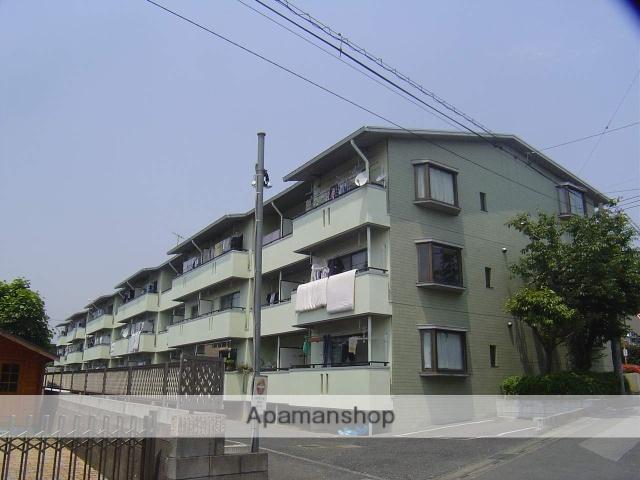 埼玉県さいたま市見沼区、土呂駅徒歩22分の築28年 3階建の賃貸マンション