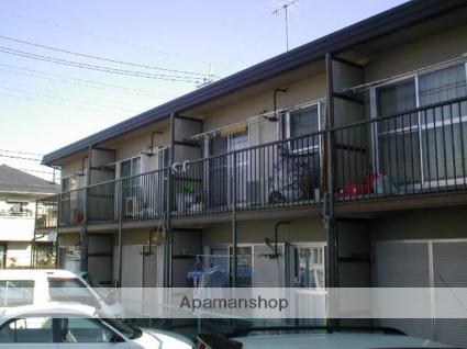 埼玉県さいたま市見沼区、大和田駅徒歩17分の築30年 2階建の賃貸アパート