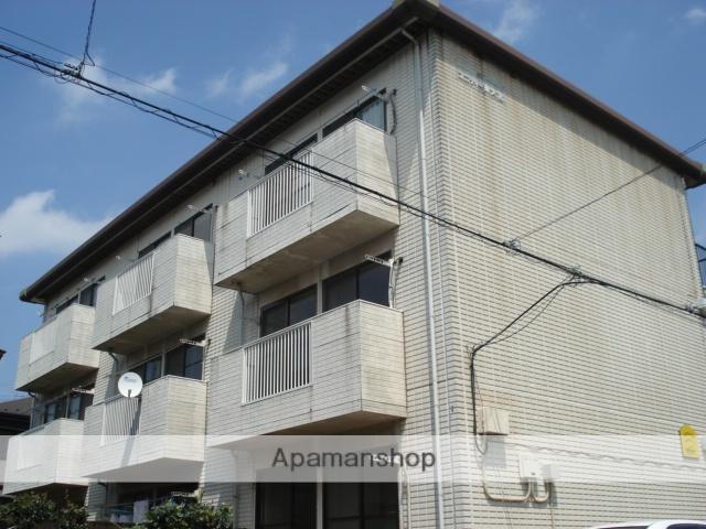 埼玉県さいたま市見沼区、東大宮駅徒歩13分の築27年 3階建の賃貸マンション