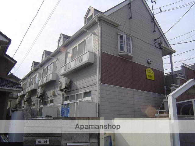 埼玉県さいたま市見沼区、東大宮駅徒歩15分の築23年 2階建の賃貸アパート