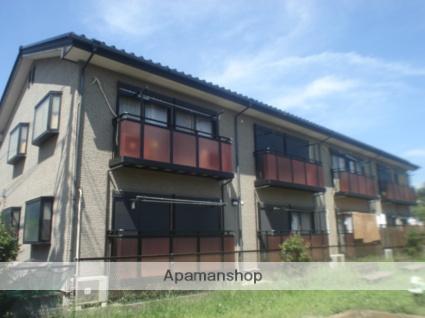 埼玉県さいたま市北区、土呂駅徒歩12分の築17年 2階建の賃貸アパート
