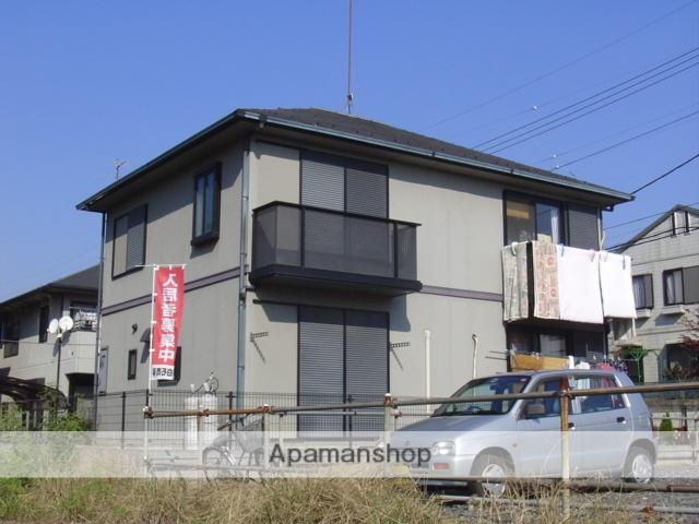 埼玉県さいたま市見沼区、東大宮駅徒歩19分の築22年 2階建の賃貸テラスハウス