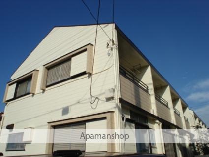埼玉県さいたま市北区、宮原駅徒歩19分の築33年 2階建の賃貸テラスハウス