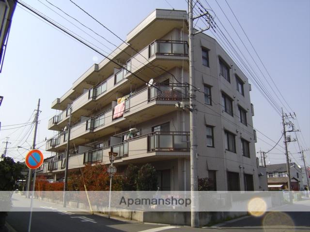 埼玉県さいたま市見沼区、東大宮駅徒歩5分の築28年 4階建の賃貸マンション