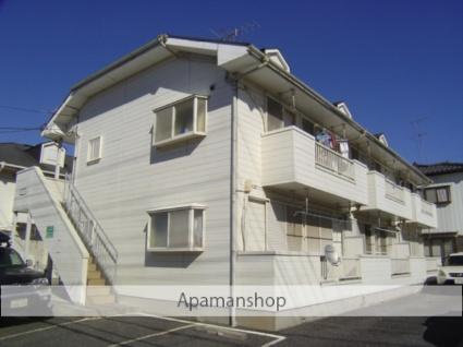 埼玉県さいたま市見沼区、東大宮駅徒歩15分の築27年 2階建の賃貸アパート