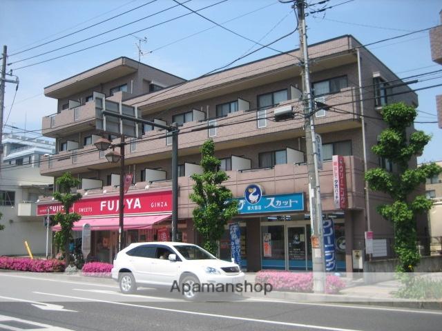 埼玉県さいたま市見沼区、東大宮駅徒歩4分の築16年 4階建の賃貸マンション