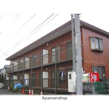 埼玉県さいたま市見沼区、大和田駅徒歩12分の築28年 2階建の賃貸アパート