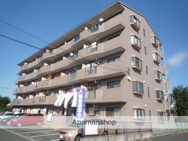 埼玉県さいたま市北区、土呂駅徒歩2分の築23年 5階建の賃貸マンション