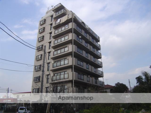 埼玉県さいたま市見沼区、大和田駅徒歩24分の築29年 10階建の賃貸マンション
